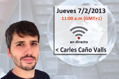 Hangout Carles Caño Valls