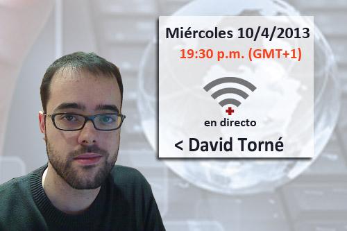 David Torne Blog