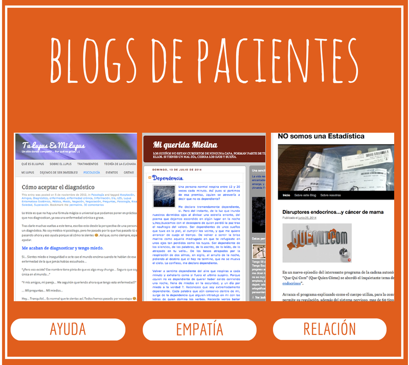 BLOGS DE PACIENTES