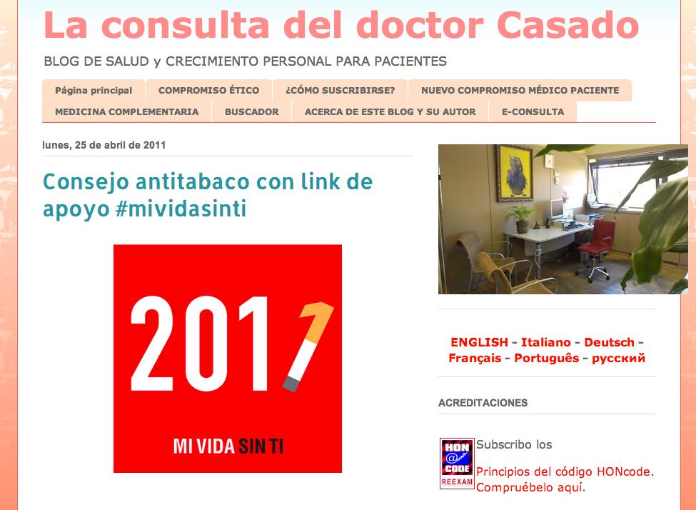 Blog  doctor casado