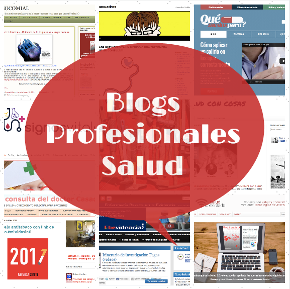 Blogs profesionales salud