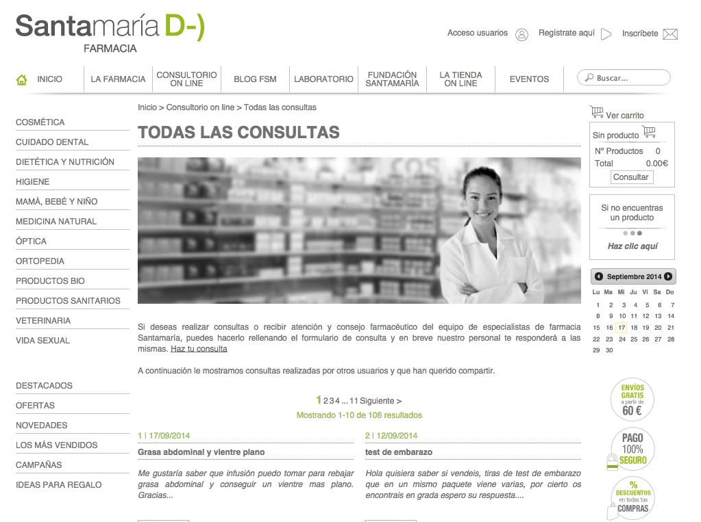 Farmacia Santamaría