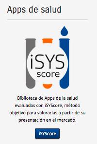 Logotipo iSYScore