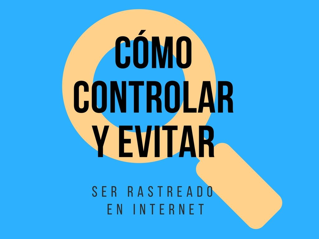 evitar rastreo internet