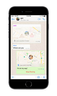 whatsapp ambulancias