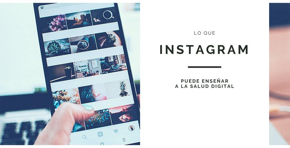 instagram salud digital