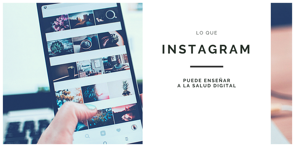 instagram salud digital